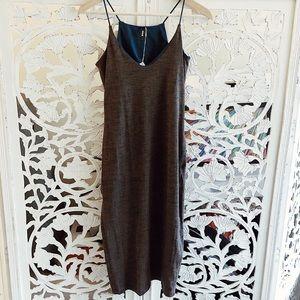 Hurley Midi Dress